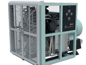 Oil compressors SAUER & SOHN up to 500 bar