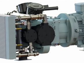 Oil-free compressors SAUER & SOHN up to 15 bar