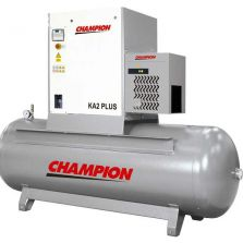 Kompresory KA 2,2-5,5 kW 0,24-0,67 m3/min., 10 bar