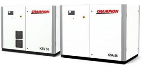 KSA / KSV 55-75 kW, do 10,5 bar, 3,12-13,8 m3/min.